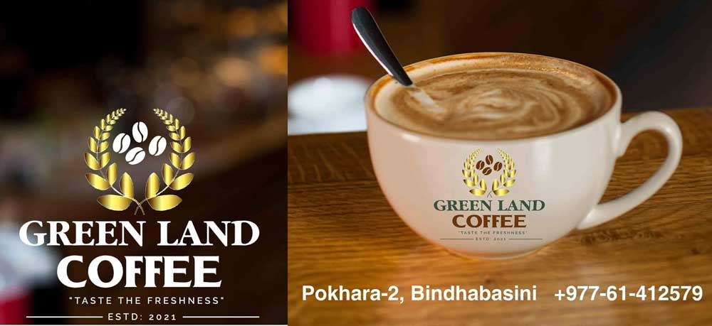 Green land coffee